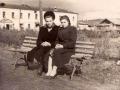 Сквер около Егорьевской казармы, 1950-е годы