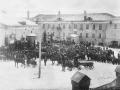 Революционное движение на Вознесенске, 1918-й год