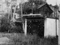 Газовая будка во дворах на Чкалова, 1970-е годы