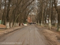 Улица Чкалова, «аллейка», 2006 год
