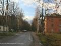 Окончание улицы Чкалова, 2006 год