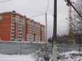 Строительство дома №9 по улице Чкалова, 2006 год