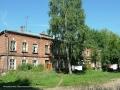 Дом №19 по улице Чкалова называют «пестрый», 2005 год