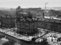 Вид на улицы Чкалова и Свердлова, а так же фабрику, 1980-е годы