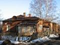 Дом №23 по улице Чкалова, снесен в 2007 году, а на его месте построены таун-хаусы, 2004 год