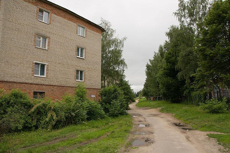 Дом №9 на улице Морозова, 2007 год