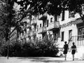 Булочная в доме №4 на улице Морозова, 1970-е годы