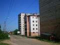 Новый дом №19 на улице Морозова, 2007 год