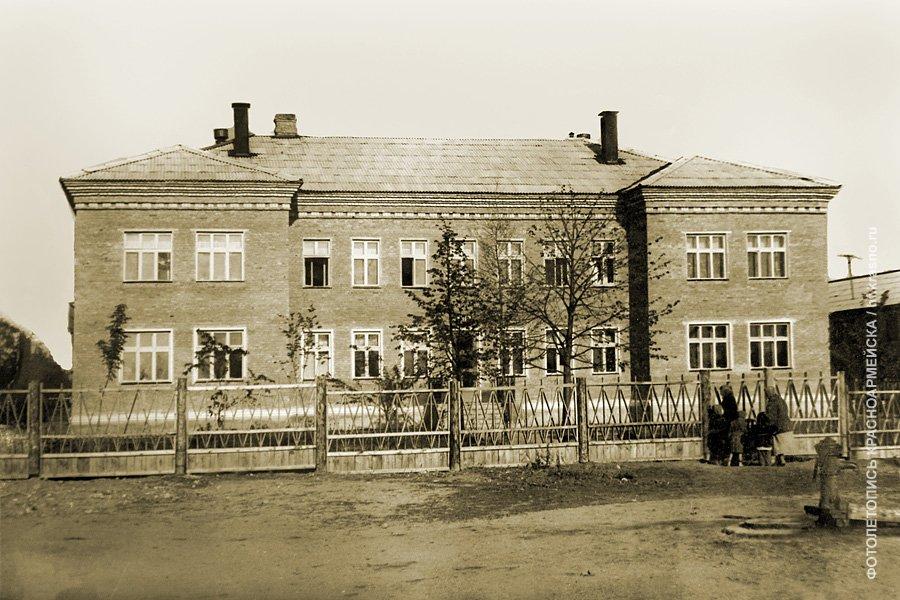 Детский сад №2 на Краснофлотской улице, 1960 годы