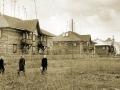 Деревянные дома на Краснофлотской, 1950-е годы