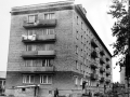 Строительство пятиэтажек на Краснофлотской, 1970-е годы