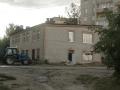 Бывшее здание КБО на Краснофлотской во время реконструкции, 2007 год