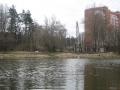 Река Воря в районе дома Чкалова 9, 2007 год