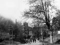 Спуск от улицы Чкалова к Плотине, слева Дом Миндера, 1970-е годы