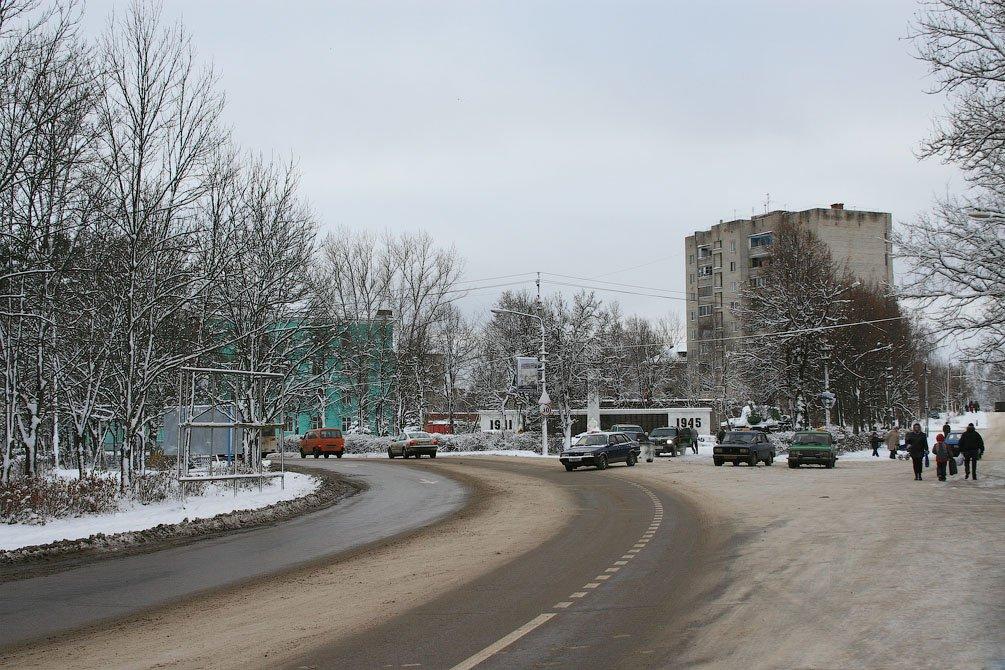 Площадь Победы, 2007 год