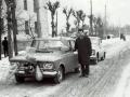 """Свадьба, из """"Парижа"""" забирают очередную невесту, 1960-е годы"""
