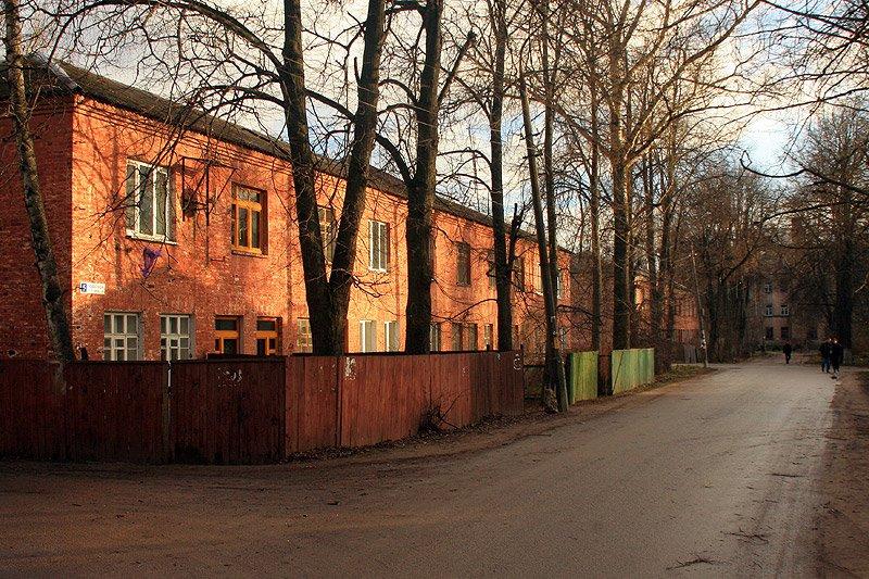 Улица Новая Жизнь, дом №5, 2006 год