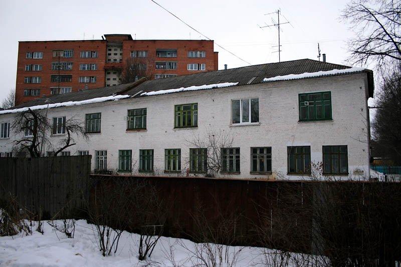 Дома на улице Новая Жизнь очень разные, 2007 год
