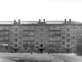 В 70-е годы построены пятиэтажные дома, на снимке дом №14, 1980-е годы