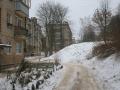Дома на улице Гагарина, 2007 год