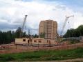Строительство дома №2, 2004 год
