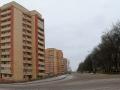 Высотные дома на улице Гагарина, 2007 год