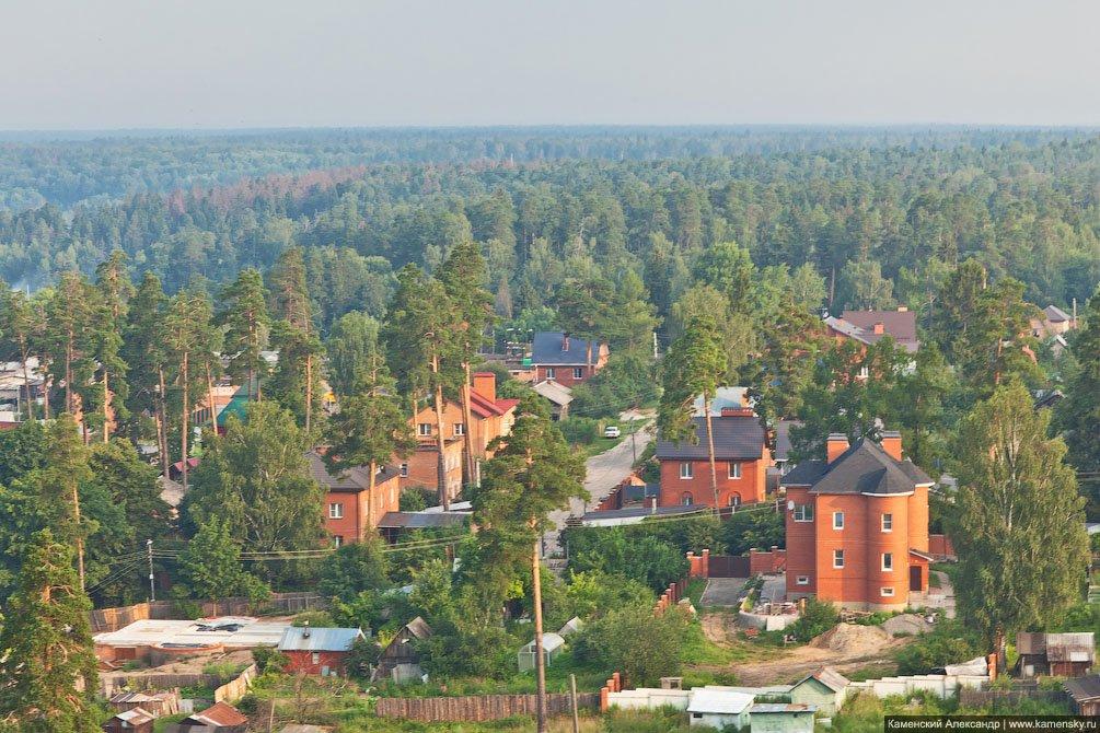 Финский поселок, июль 2011 года