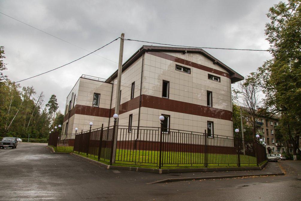 Новый дом на Чкалова - №12 - готов к открытию, август 2014 года