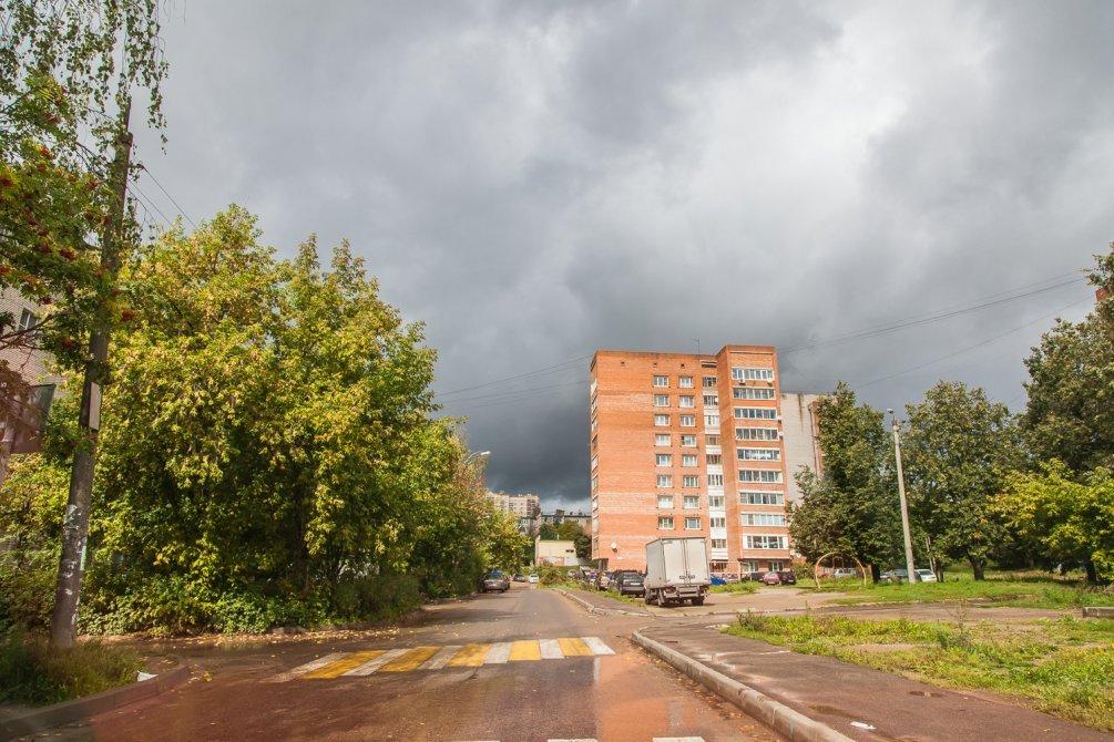 Микрорайон Северный, август 2014 года