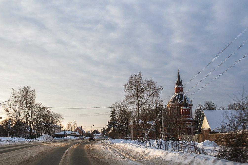Красноармейское шоссе, район Царево