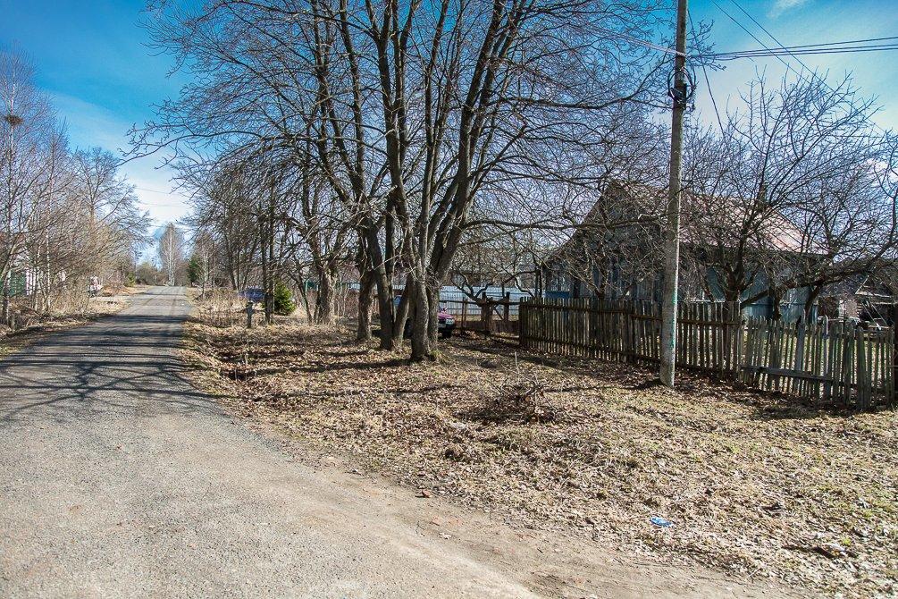 Красноармейск, улица Ворошилова, апрель 2015 года