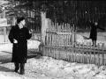 Горожане около ДК Строгалина, 1960-е