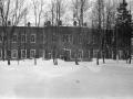 Улица Чкалова, здание городской Администрации, 1950-е годы