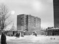Дома на улице Новая жизнь и Красноармейское шоссе, 1980-е годы