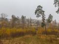 Красный поселок и микрорайон Северный, октябрь 2015 года