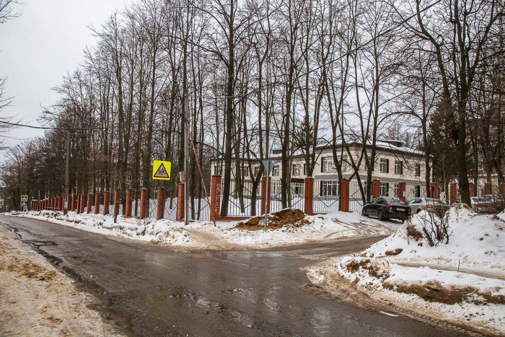 Школа исскуств после реставрации, февраль 2017 года