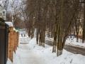 Улица Горького, февраль 2017 года
