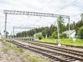 Станция Красноармейск, июнь 2017 года