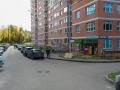 Улица Спортивная, октябрь 2017 года