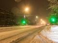 Улица Морозова занесена сильнейшим снегопадом , февраль 2018 года