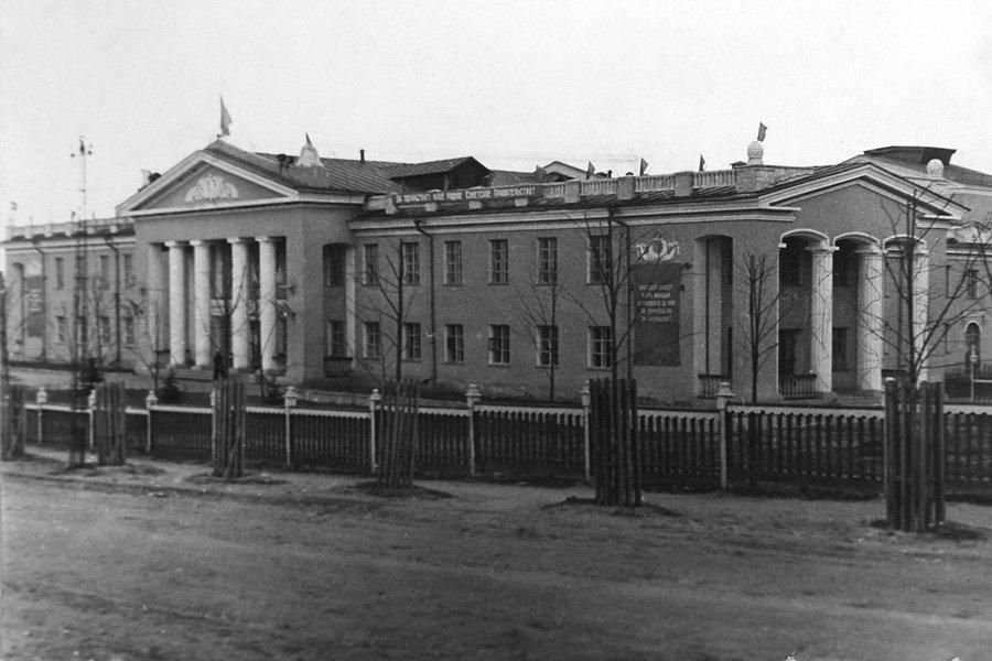ДК имени Ленина, 1960-е годы