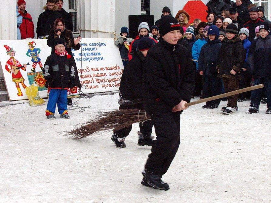 Масленица, 2004 год