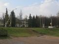 Горка к стадиону около ДК имени Ленина, 2007 год