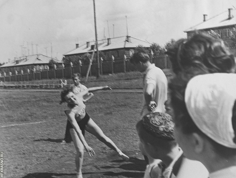 Метание диска, 1960-е годы