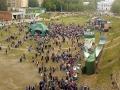 Праздник Клинского пива на стадионе, 2007 год