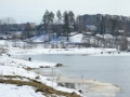 Река Воре в месте бывшей лодочной станции, 2006 год