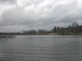 Река Воря в районе бывшей Лодочной станции на полигоне, 2007 год