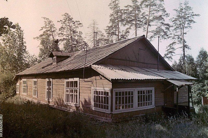Корпуса профилактория КНИИМ, 1980-е годы