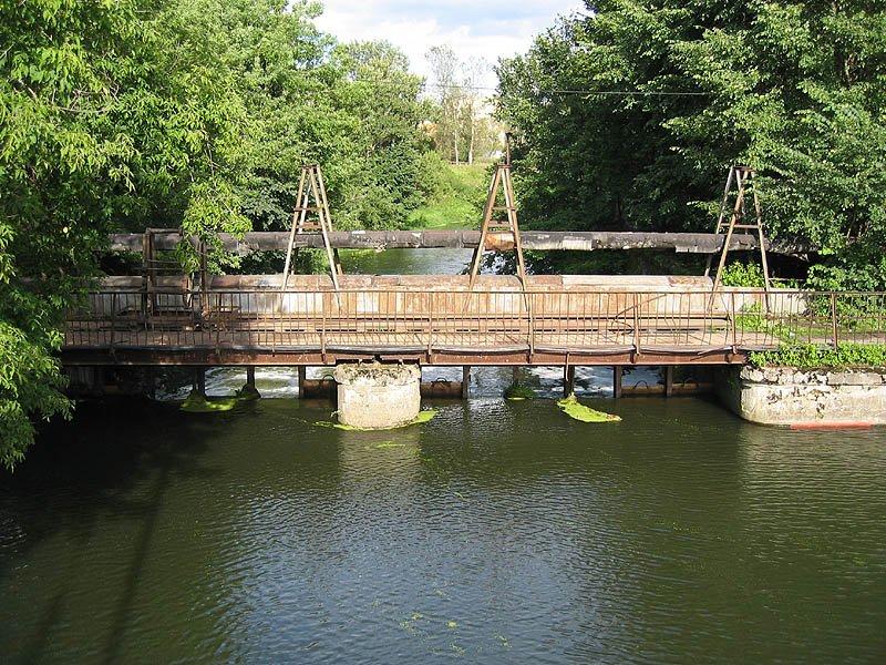 Городская плотина, 2007, год