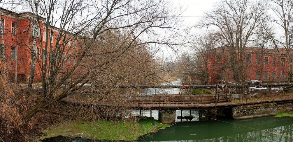 Городская плотина, 2006, год